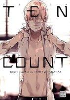 Book Review-Ten Count Vol 1