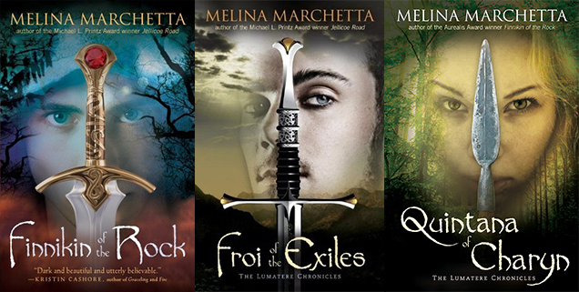 Image result for the lumatere chronicles by melina marchetta